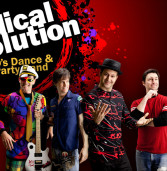 Final Rotary Concert for 2016. Radical Revolution. Aug 13th at 6:30pm.