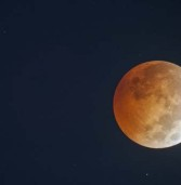 Sunday's Super Moon and eclipse.