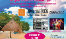Tiffany Home Design presents Home Staging Demos.  Oct 8th at 5pm.