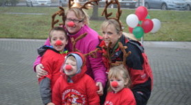 Parks & Recreation gets ready for the holidays.  3rd Annual Reindeer Romp is Dec 12th.