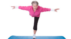Enhance Balance & Stablity. Class begins Dec 1st at CCC Fireplace Room at 9am.