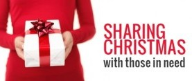 Come to the Clubhouse and choose a tag from our Charbonneau Sharing Christmas tree. By Dec 18th.