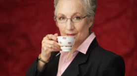 """Tea Time"" at CWA November Luncheon. RSVP by Nov 5th."