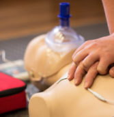 CPR Class. Jan 19 at CCC. $55. Register and be prepared.