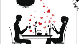 Valentine's Day Champagne Brunch at Curry's Landing. Feb 14 10am-2pm