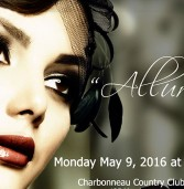"""CWA 2016 Fashion Show is """"Allure"""" on May 9th."""