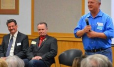 Candidates oppose French Prairie development.  Wilsonville Spokesman article by Jake Bartman.