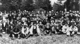 "April 26 Pub History Night. ""Oregon's Historic Heartland 1843-1918: The French Prairie"""