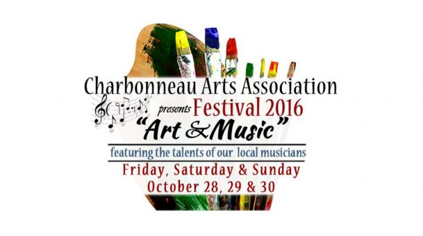 Charbonneau Arts Festival is October 28th – 30th. Registration is now online.