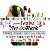 33rd Annual Charbonneau Arts Festival Update