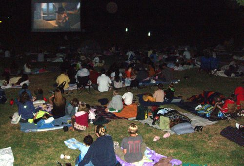 2016 Movies in the Park at Wilsonville Memorial Park River Shelter.  Begin July 15 at Dusk.