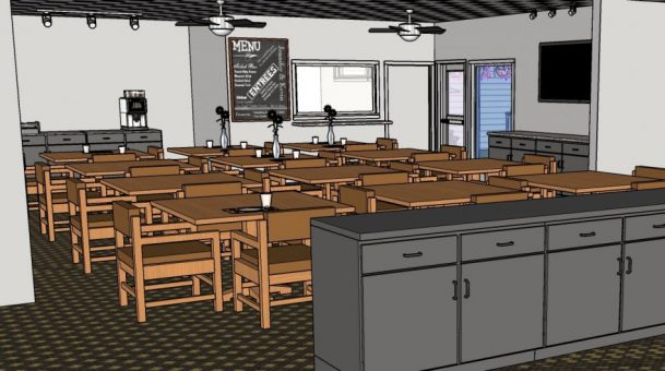 """""""The Turn"""" Snack Bar to Open Soon"""