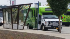 SMART Shuttles to Wilsonville Summer Concerts. Pick-up/Drop-off at CCC