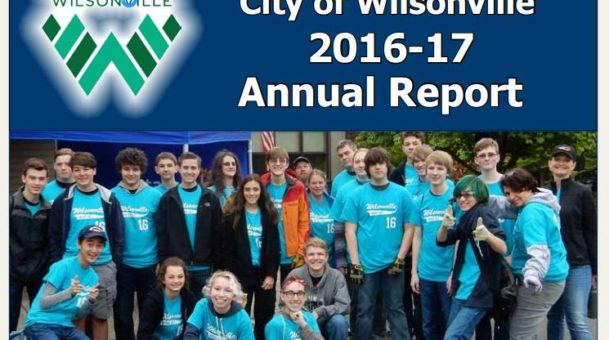 City Annual Report  2016-17 is online