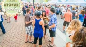 Wilsonville Brewfest this weekend. Saturday Aug 13th 12-8pm.
