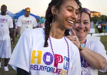 HEADS UP! Relay for Life.  6-10pm Friday, Aug 19th.  Town Center Park.