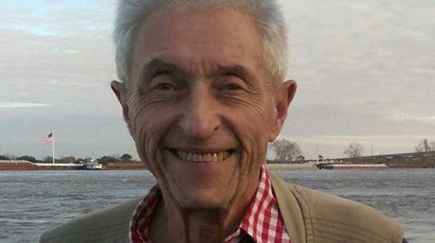 Author Howard G. Franklin. Jul 26, 1940 – Sept 11, 2016