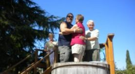 Grape Stomping Festival at St. Josef's Winery. Sept 24-25th.