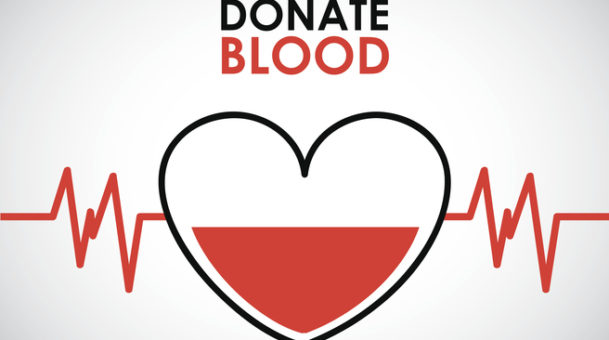 Red Cross Blood Drive Happens Dec. 28 / 2-5pm