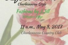 "Last Call for CWA Fashion Show Tickets:  ""Life in Bloom"""