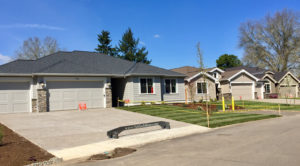 The Three Homes Already Completed On Arbor Lake Drive (at The End Of The  Old Range) Have U201cSoldu201d Signs In Their Windows!