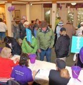 MARK YOUR CALENDAR: Alzheimer's Walk to Remember May 21