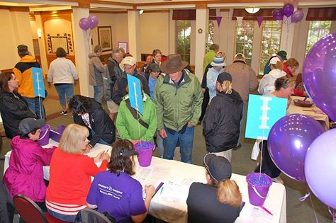 MARK YOUR CALENDAR: Alzheimer's Walk to Remember May 21