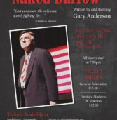 "WilsonvilleSTAGE presents: ""Naked Darrow"""