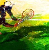 Charbonneau Tennis Club Exhibition August 5th