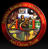 "Sept 26th History Pub: ""Catch a Thief: International Art Theft and the FBI"" with Lynne McKee, former FBI."