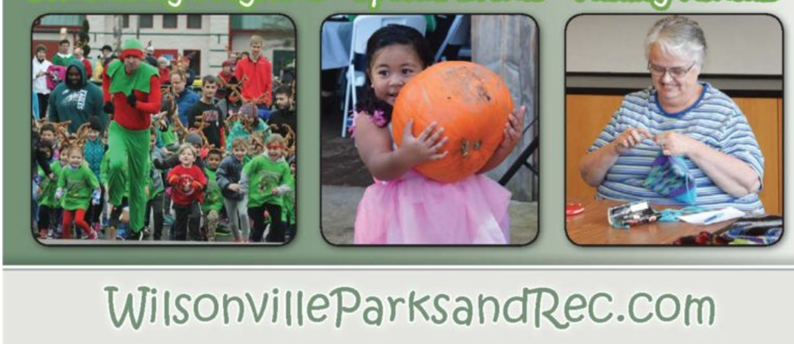 Parks & Recreation Activities Planned for September.