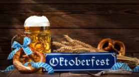 Oktoberfest at Charbonneau. Sept 22.  A few tickets left.