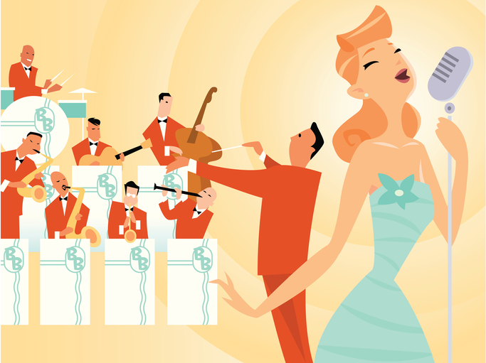 """Singing & Swinging"" Niner's Variety Show . Sept 30th.  Tickets still available."