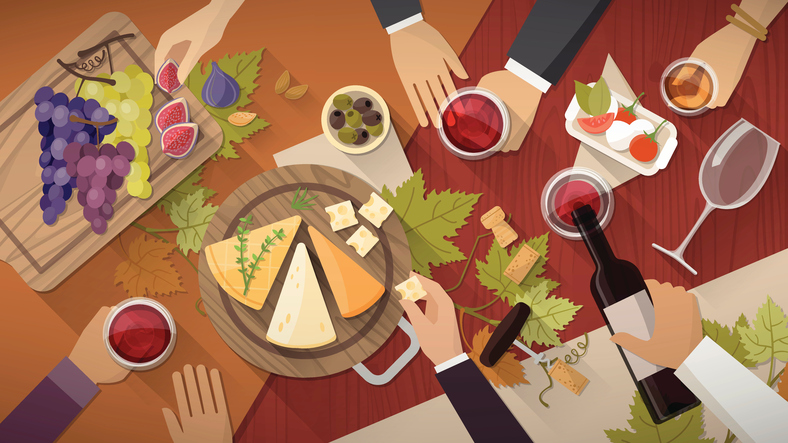 """Nov 4th """"A Toast to Imagination"""". Wilsonville Library Foundation Hosts Wine Tasting"""