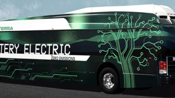 Wilsonville's transit system awarded $1.45 million for two zero emission, electric buses