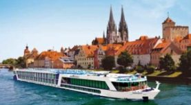 Charbonneau Group Travel: River Cruising & Italy