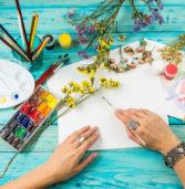 Watercolor Class Begins Feb 13
