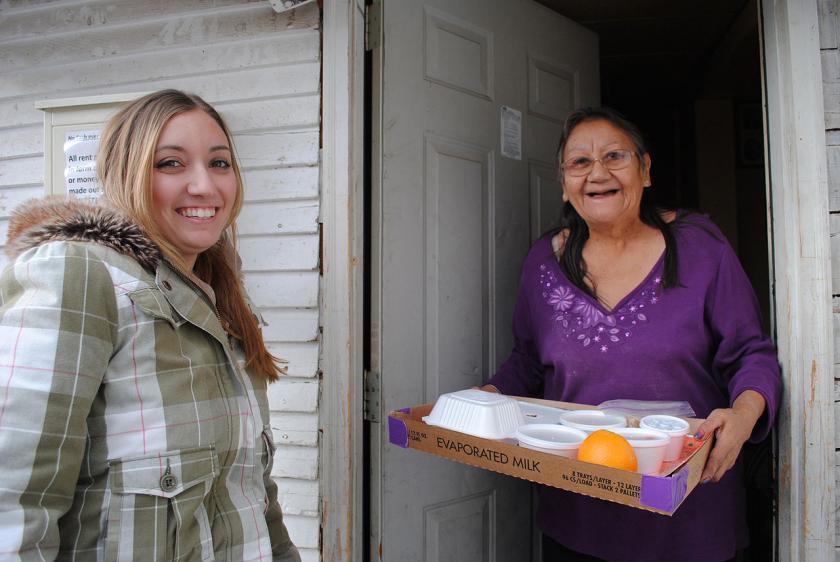 Volunteer Opportunity: Home Delivered Meals Driver