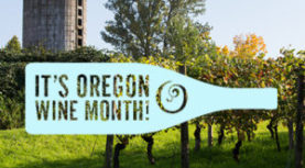 Oregon Wine Month – May 2018 at McMenamins