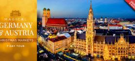 Travel Presentation. Apr 12 at 1:00pm.  Austria & Germany