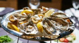 Willamette Valley Oyster Fest @ St Josef's Winery