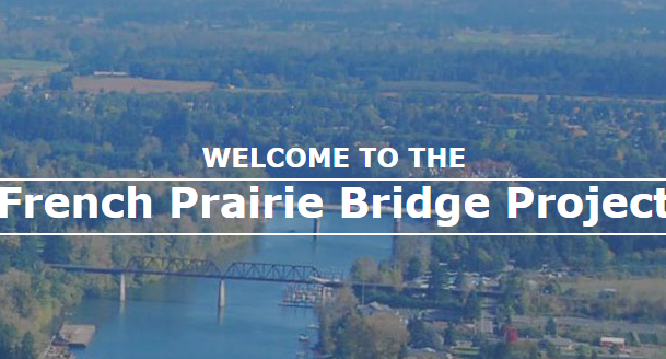 REMINDER: City to Present 5 Bridge Designs at Open House. Oct 18. 5-7pm