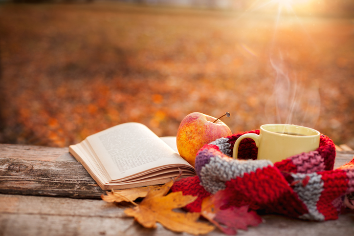 October at the Wilsonville Library