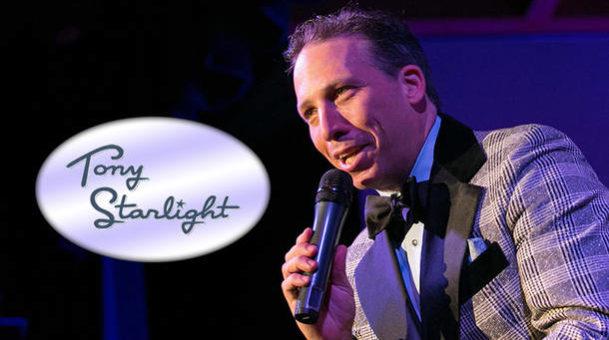 Tickets on Sale: Tony Starlight Holiday Show