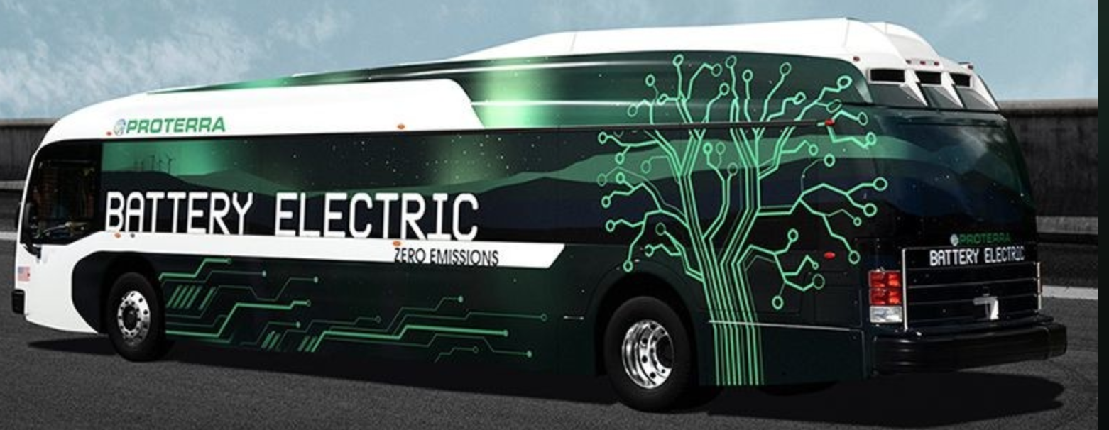City Council Approves Purchase of Two Electric Buses, Acquisition of Land for I-5 Bike/Pedestrian Bridge