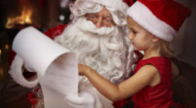 Photos with Santa.  Saturday, Dec 8th.  12 – 3pm at Lux Sucre