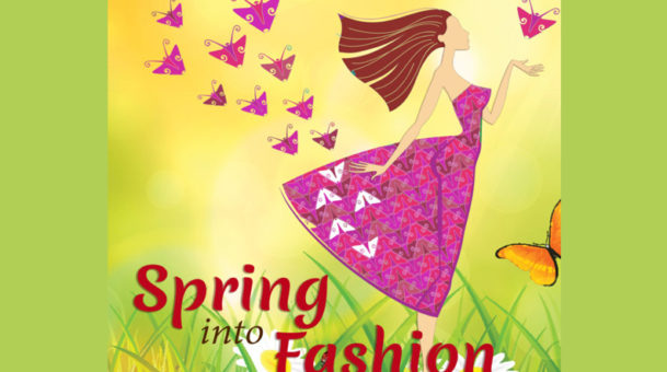 """Spring Into Fashion"". 2019 CWA Fashion Show. May 13 begins at 11am.  Sells out quickly."
