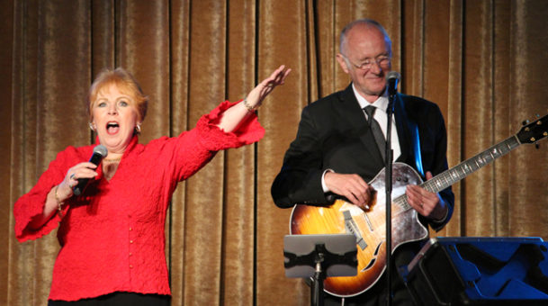 Bernie & Red Comedy & Music Show. Apr 11 at 7pm.  Get your tickets at CCC office.