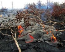Pele Wrath: Evacuation Looms as Lava Flow Threatens a Small Town
