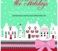 """Boys & Girls Aid Presents Charbonneau's """"Homes for the Holidays.""""  December 4th. 3-7pm"""